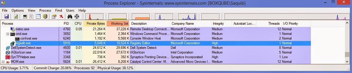 Microsoft Windows Security: Windows Integrity Checks