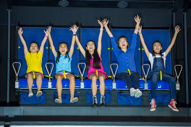 Enchanted Kingdom's Ride-All-You-Can Pass with Agila: The EKsperience
