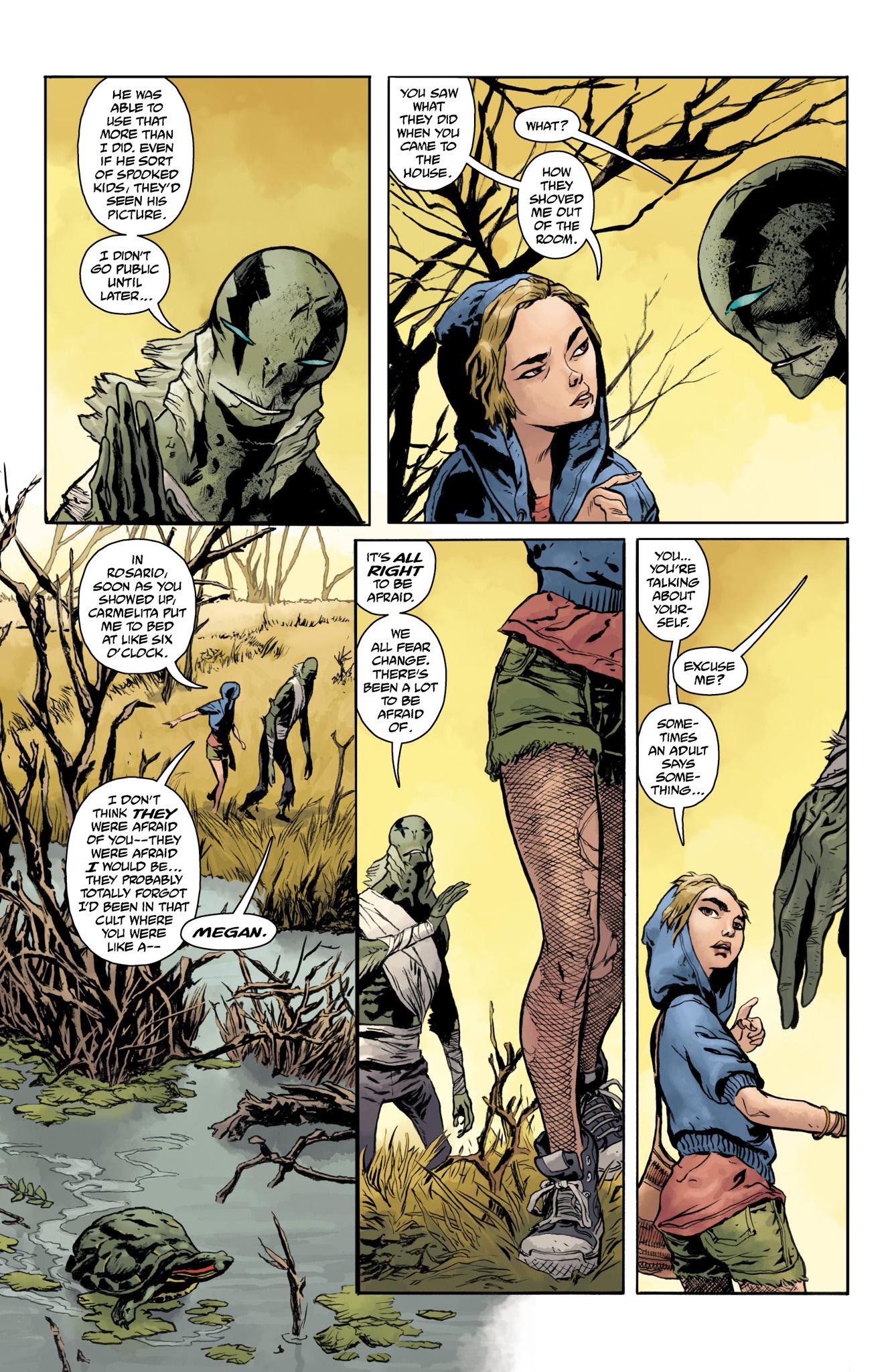Read online Abe Sapien comic -  Issue #20 - 15