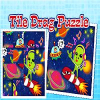 Tile Drag Puzzle