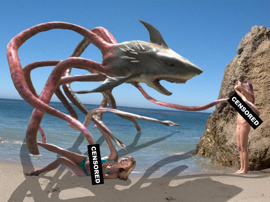 Sharktopus the horror of high seas - League of Legends ...