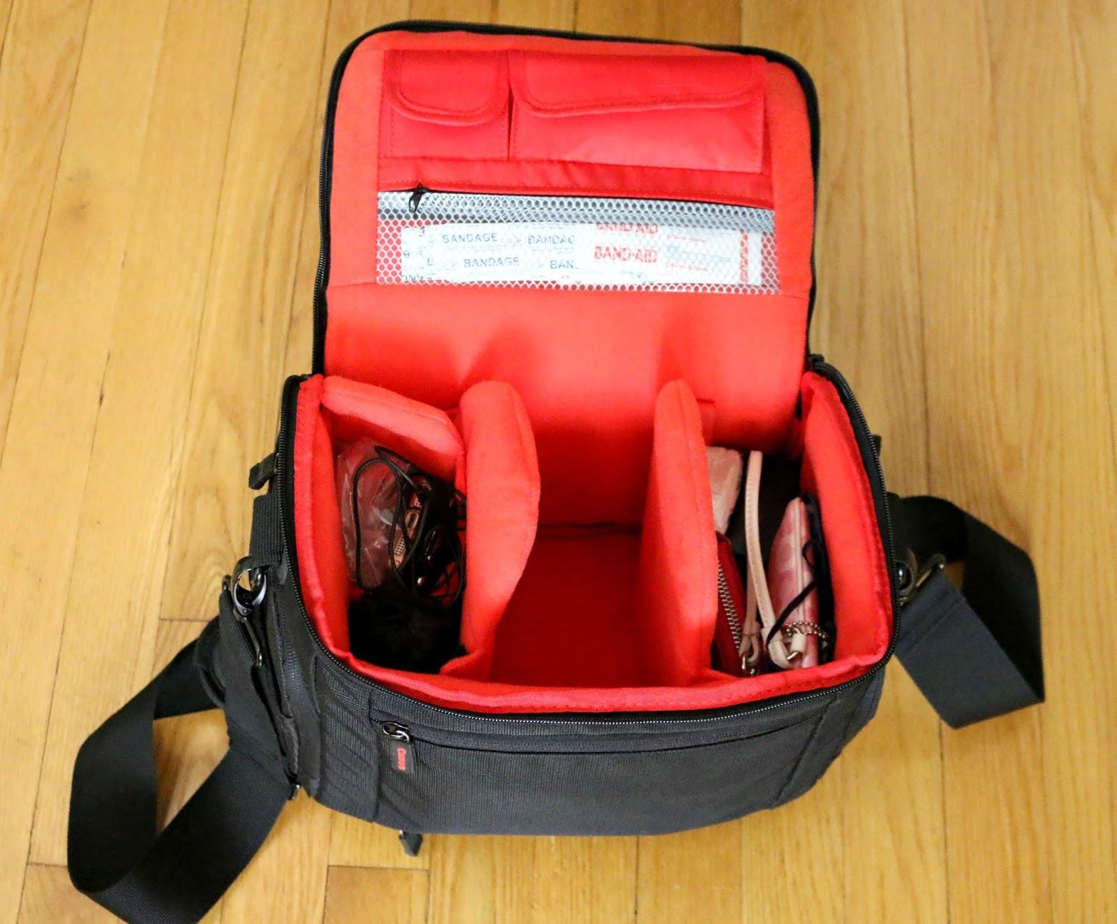 Canon 800Sr Medium System Bag Black