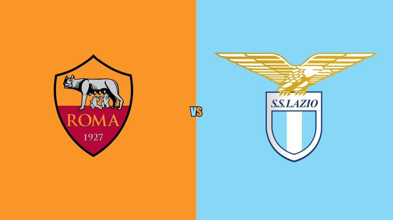 ROMA-LAZIO Risultato 3-1 con gol di Fazio Kolarov Immobile Pellegrini.