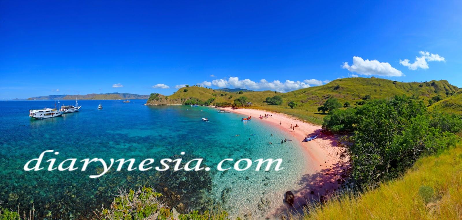 komodo national park must visit destination, east nusa tenggara tourism, pink beach tourist destination, diarynesia