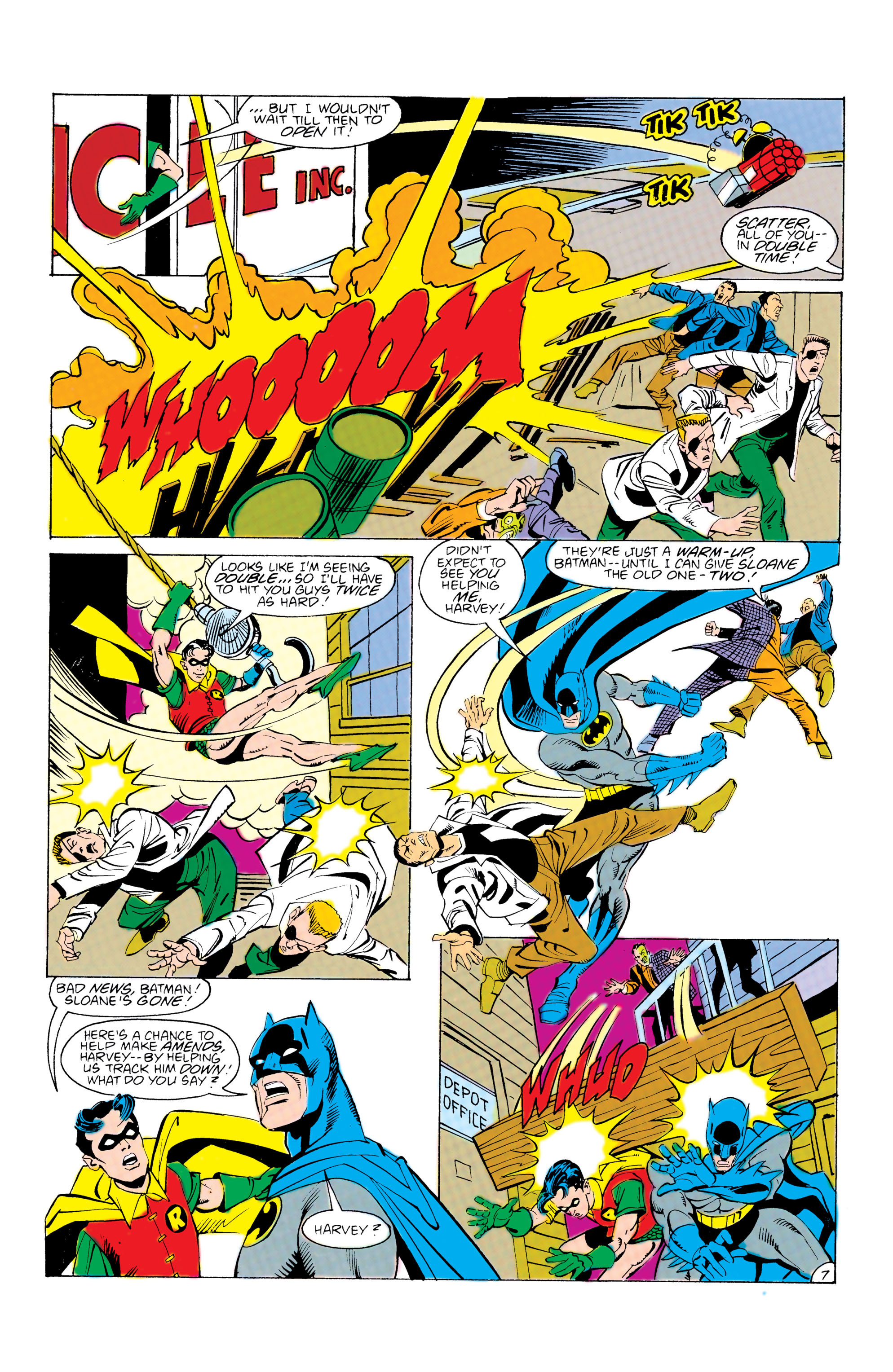 Detective Comics (1937) 581 Page 7