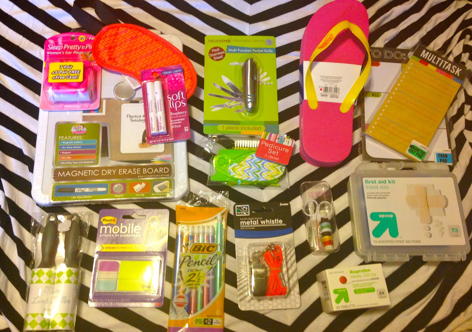 Our Lives Are An Open Blog Freshman Year Survival Kit
