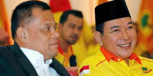 Gatot Nurmantyo Hadiri Pidato Kebangsaan Prabowo di Surabaya