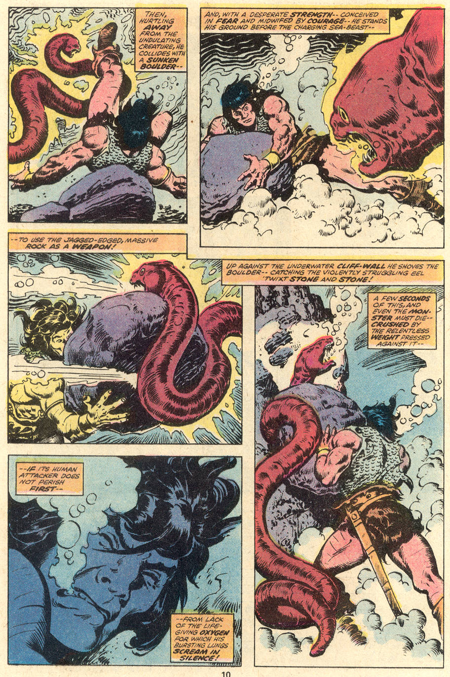 Conan the Barbarian (1970) Issue #96 #108 - English 7