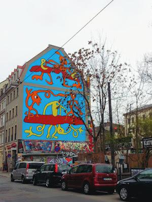 Drezno mural