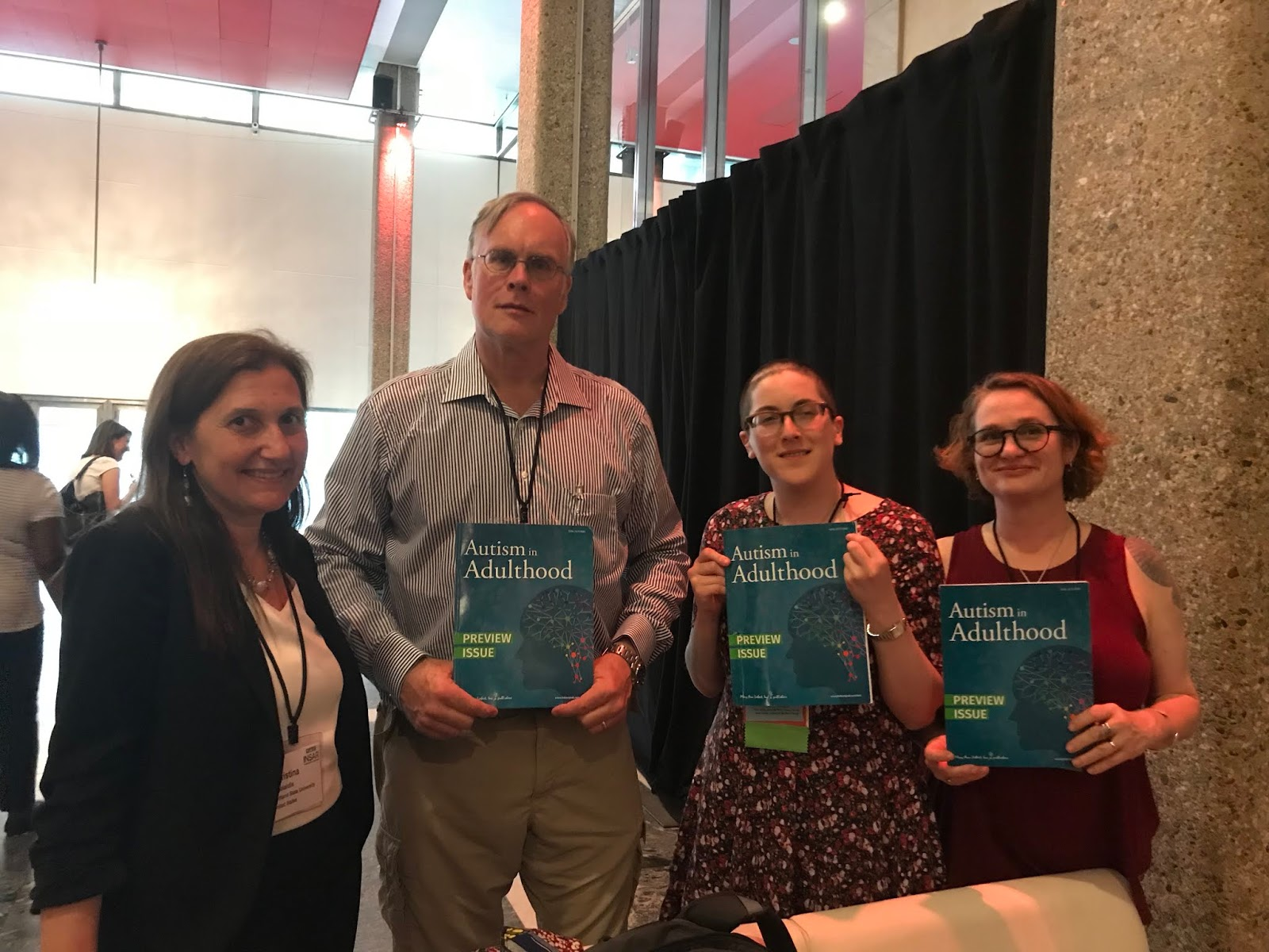 John Elder Robison At Imfar On Autism >> Thinking Person S Guide To Autism How Autism Conferences
