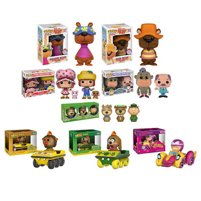 Funko's New York Comic Con 2016 Exclusives Wave 4 – Yogi Bear, Banana Splits, Hair Bear Bunch & More!