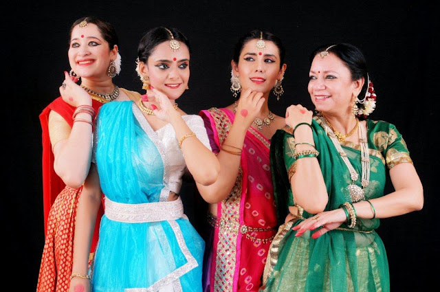 "Lalit Arpan – ""Continuing Guru Shishya Tradition"" A two day Kathak dance festival"