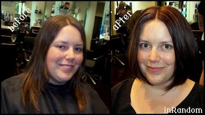 hair makeover