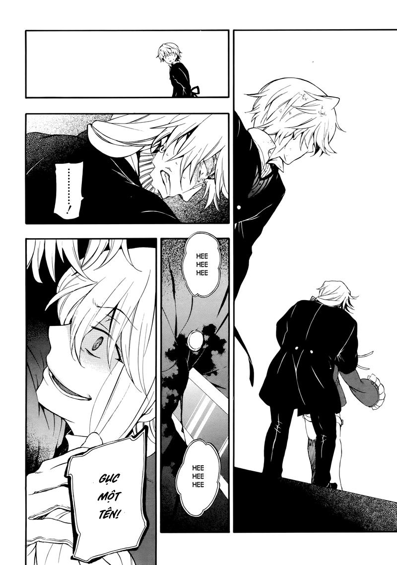 Pandora Hearts chương 082 - retrace: lxxxii wish trang 54