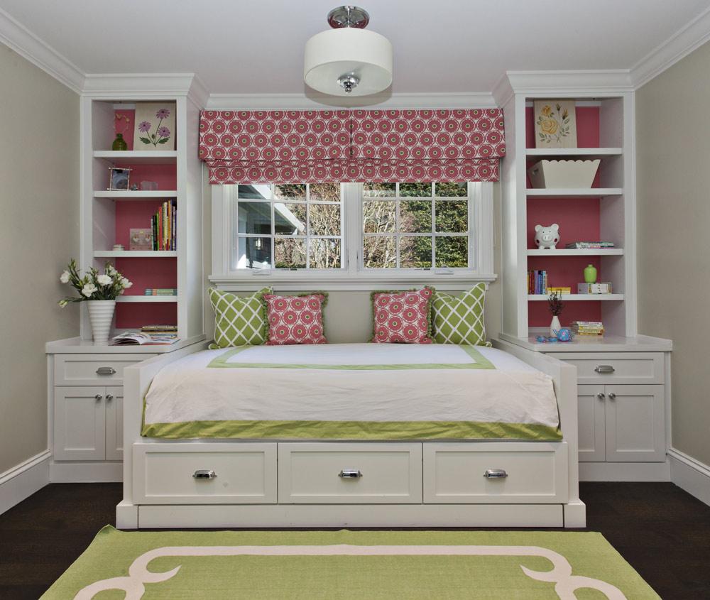 DEKORASYON BİLGİLERİ: Küçük yatak odaları