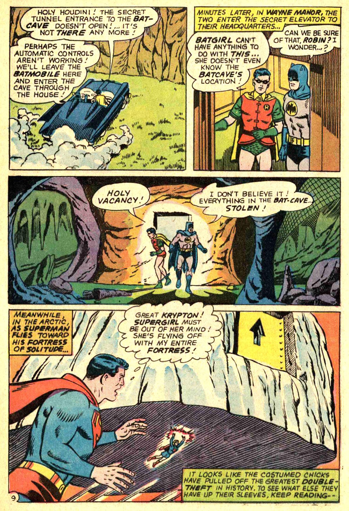Read online World's Finest Comics comic -  Issue #169 - 12