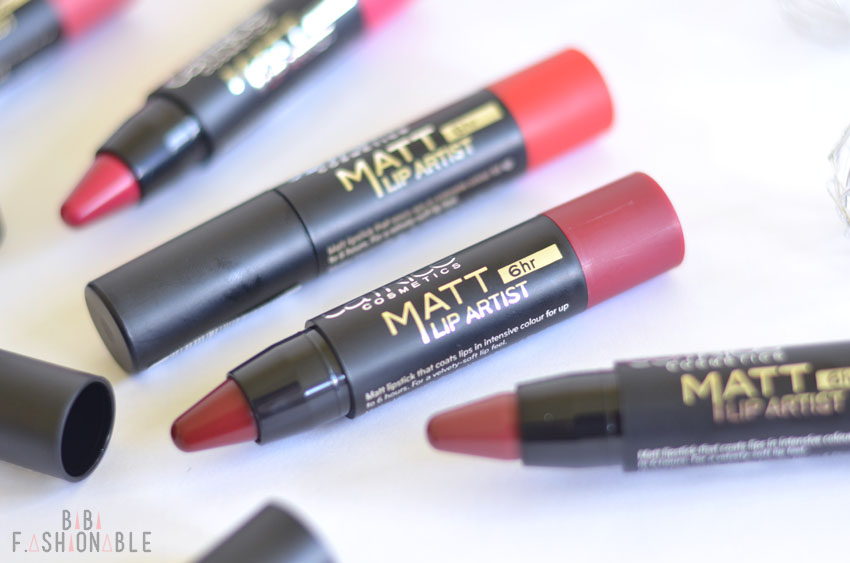 Catrice Matt Lip Artists nah