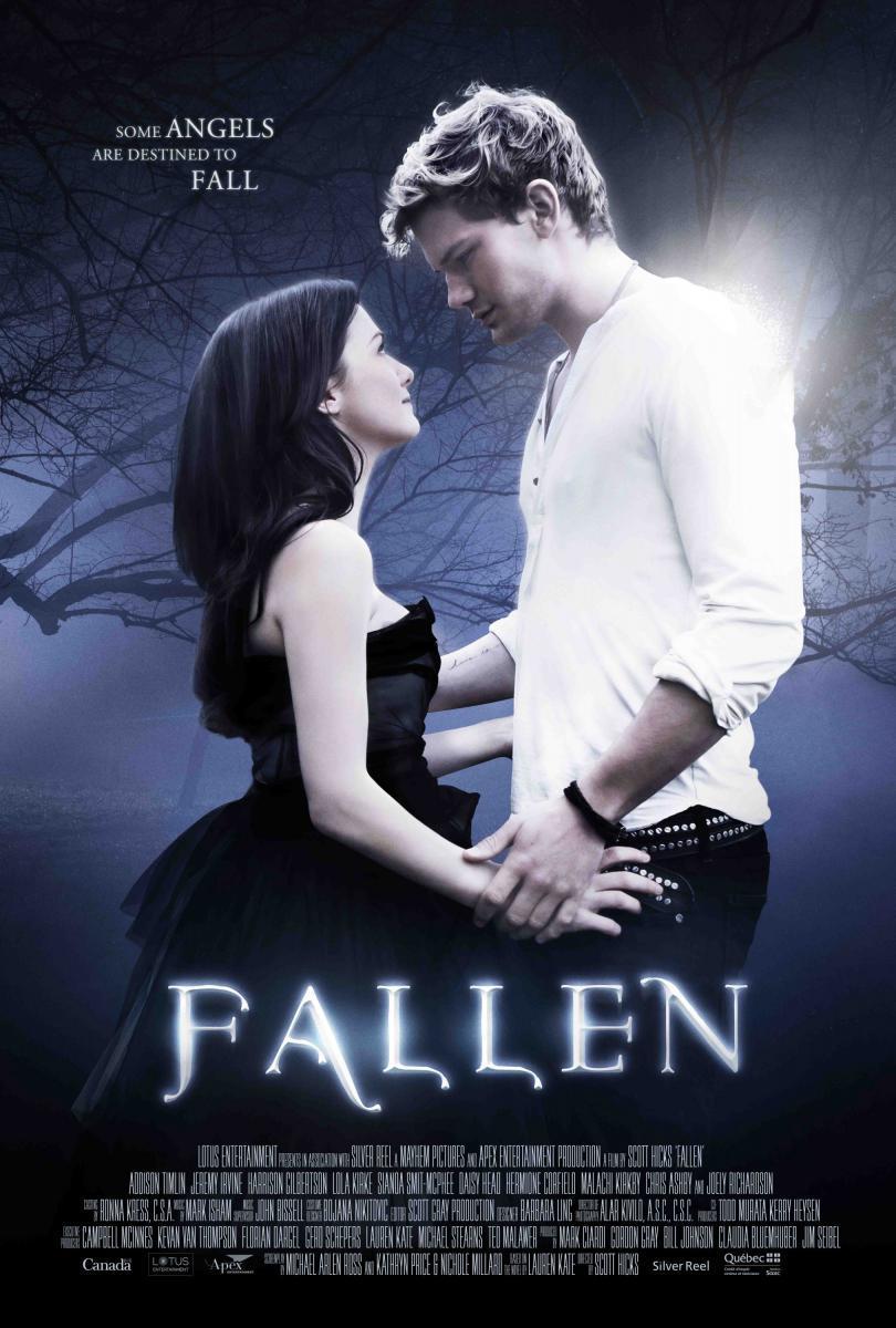 Fallen [2016] [DVDR] [NTSC] [Latino]