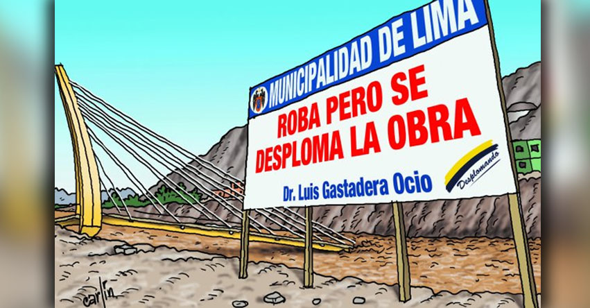 Carlincaturas Miércoles 22 Marzo 2017 - La República