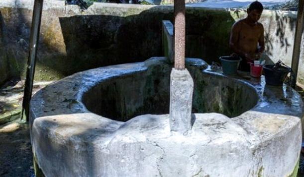 Air Sumur Tua di Demak Ini Tak Pernah Surut. Konon, Ada Setelah Pengelana Mencabut Sebuah Pohon