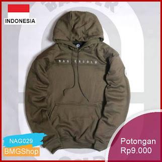 NAG029 Sweater Hoodie Baster Cold Original Oversize Murah Bmgshop
