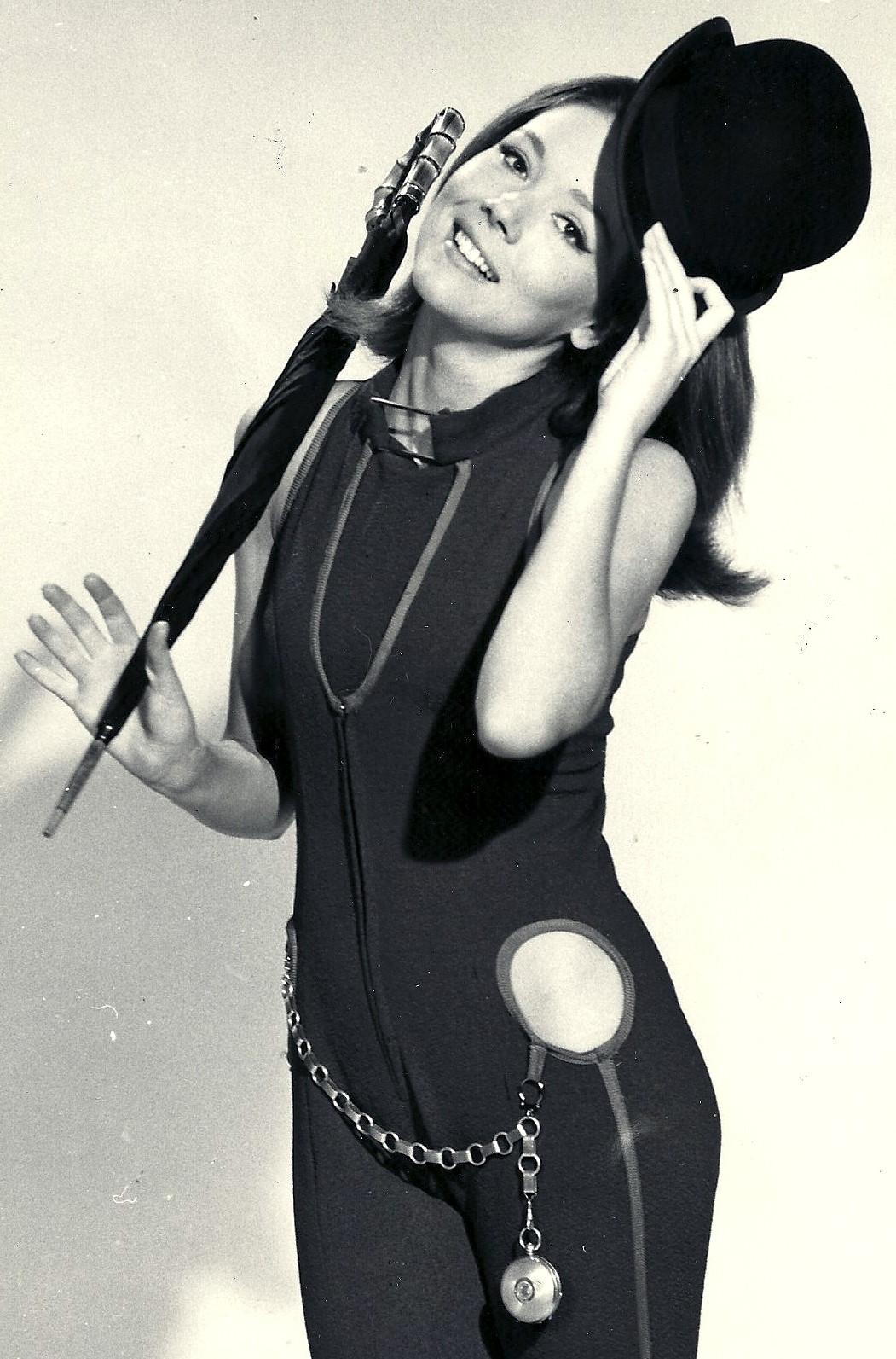 Doctor Ojiplático. Diana Rigg - Mrs Peel