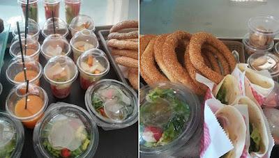 Πράσινα κυλικεία με υγιεινά τρόφιμα σε σχολεία