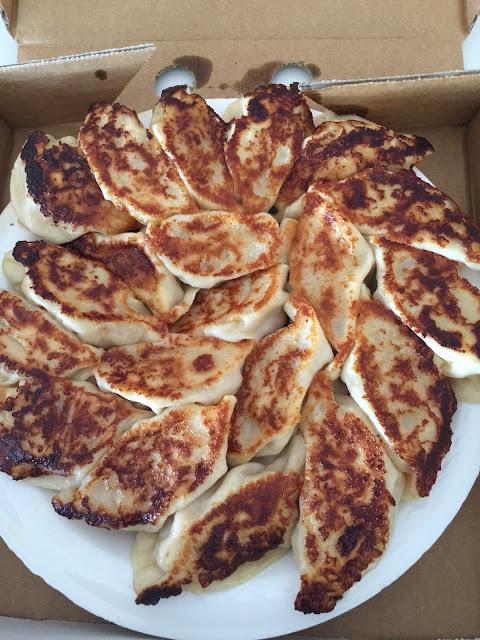 Hills Pan Dumplings,
