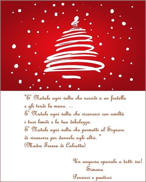 Pensieri Auguri Di Natale.Biscotti Al Caffe Augurandovi Buon Natale Pensieri E