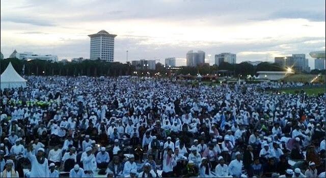 Ancaman Anak Buah Wiranto: Peserta 212 Jangan Ada Nyanyi Turunkan Jokowi, Tanggung Akibatnya!