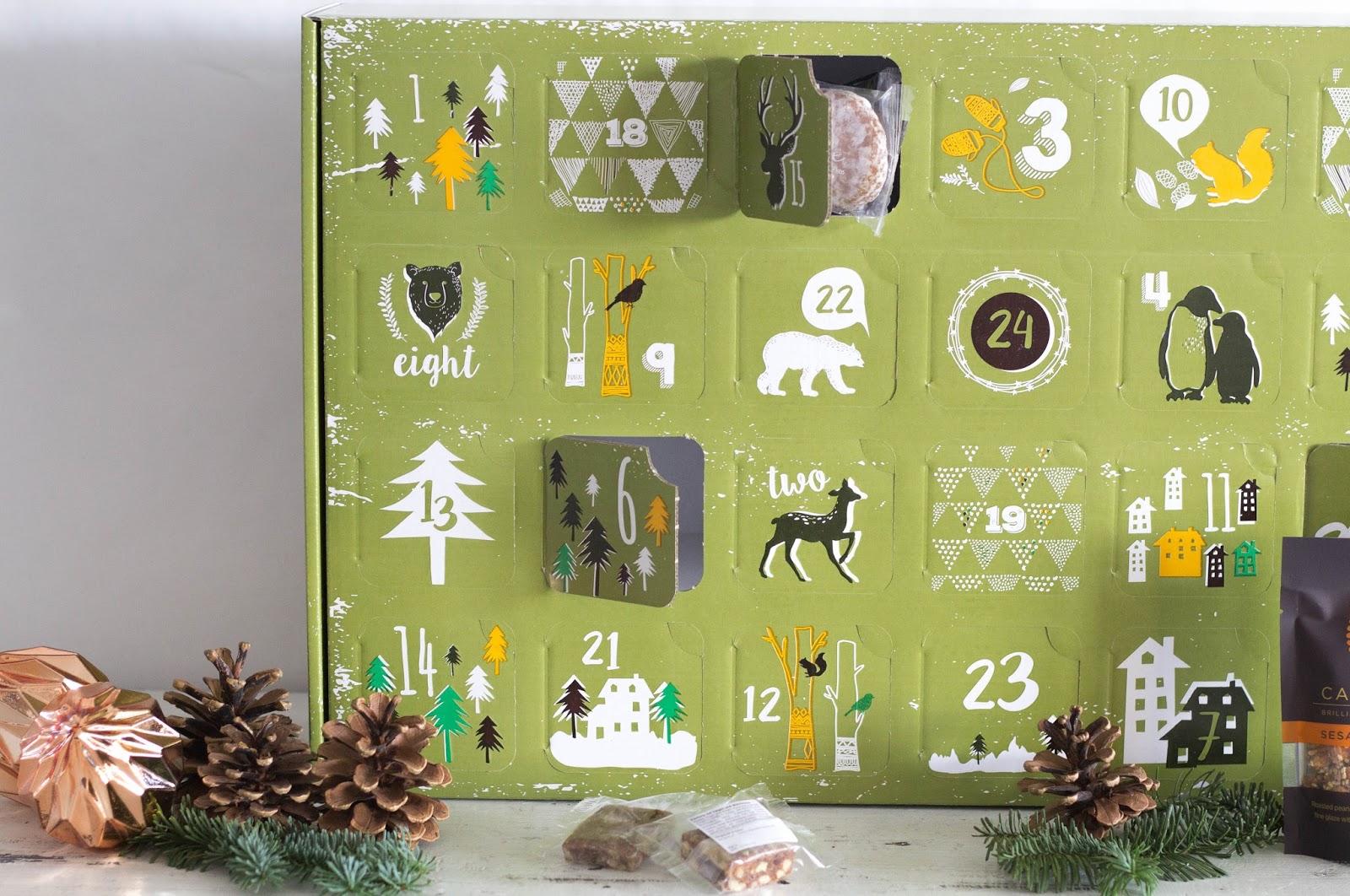Foodist Weihnachtskalender.Ein Adventskalender Für Foodies Foodist Adventskalender
