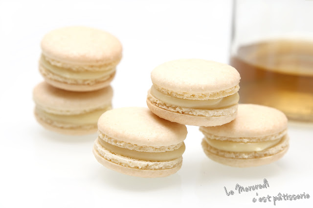 Macarons au Pineau
