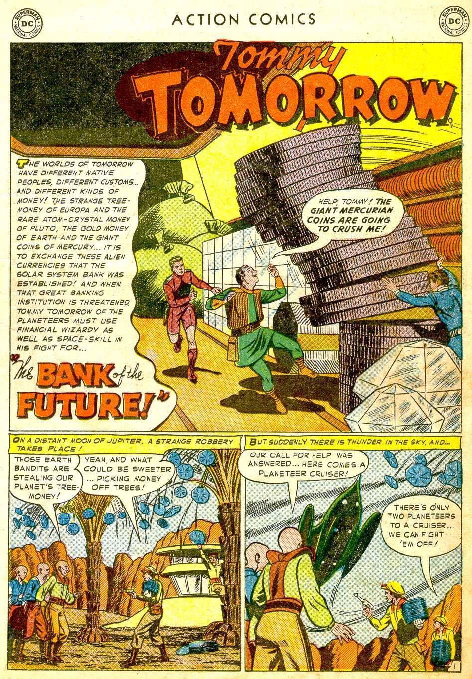 Read online Action Comics (1938) comic -  Issue #165 - 17