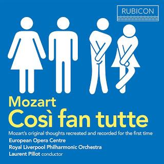 Mozart - Cosi fan tutte - Rubicon