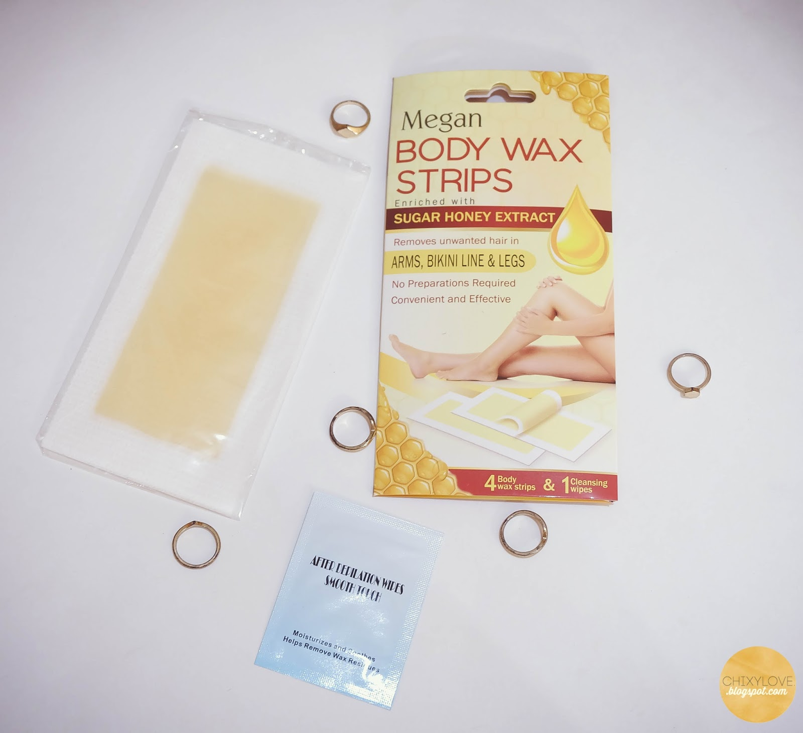 At Home Waxing With Megan S Wax Strips And Kit Ichi Pestano