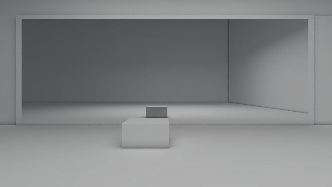 Cara Setting Material Cermin di Vray Sketchup