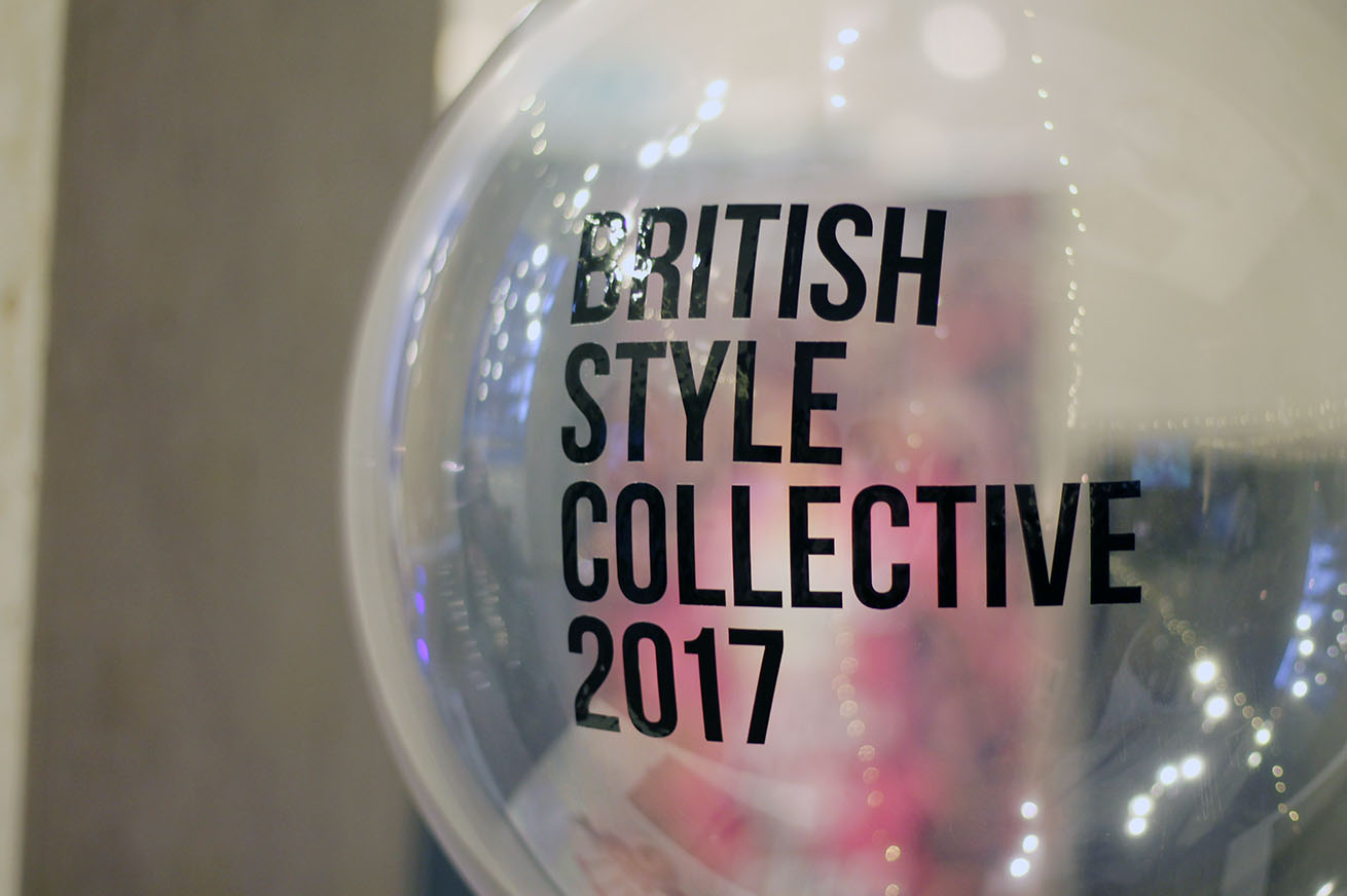 British Style Collective 2017 launch