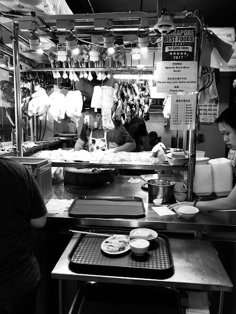 Shi Mei Hainanese Chicken Rice (實美芽菜雞飯), Bukit Gombak