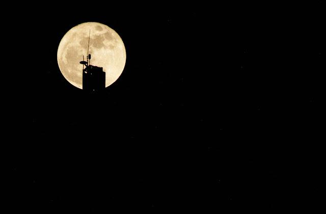 ¿Qué va a pasar con la luna el 31 de enero 2018?