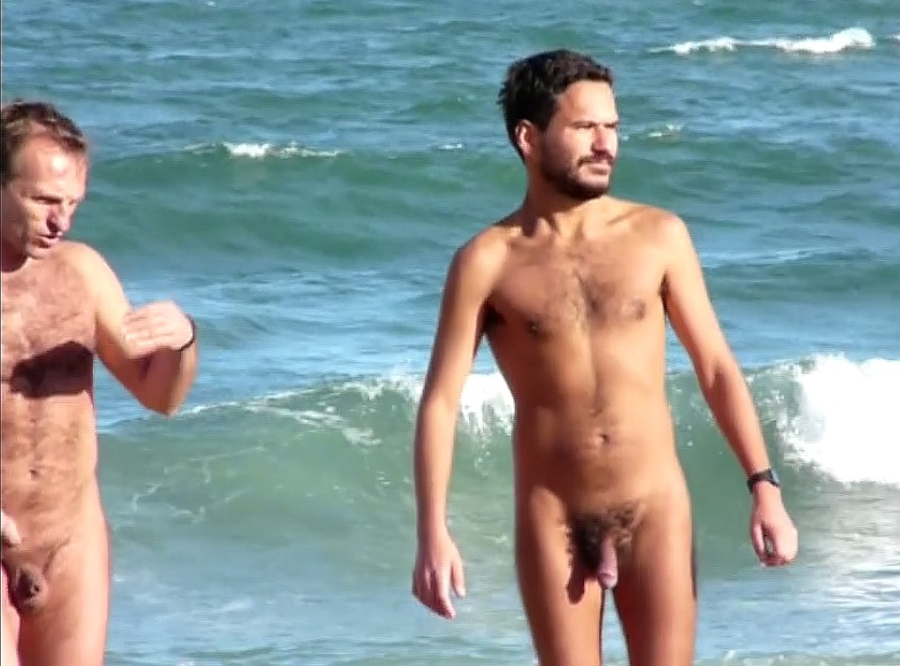 Males nudity in spain