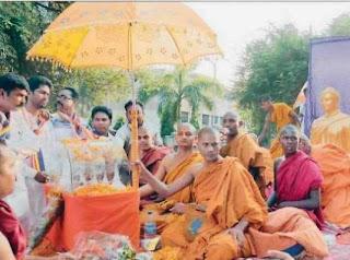 Diksha Bhoomi Nagpur 2013 Dhamma Pravartan Din