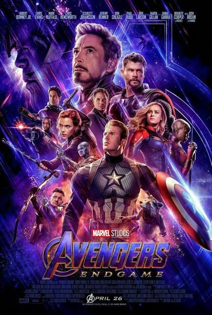 Movie: Avengers: Endgame (2019)