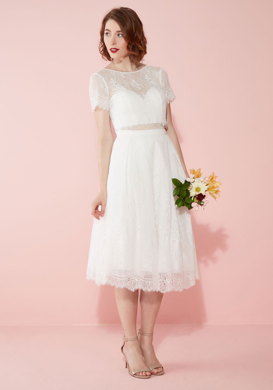 NEW ARRIVALS: Wedding Gowns at Modcloth - NYC Recessionista