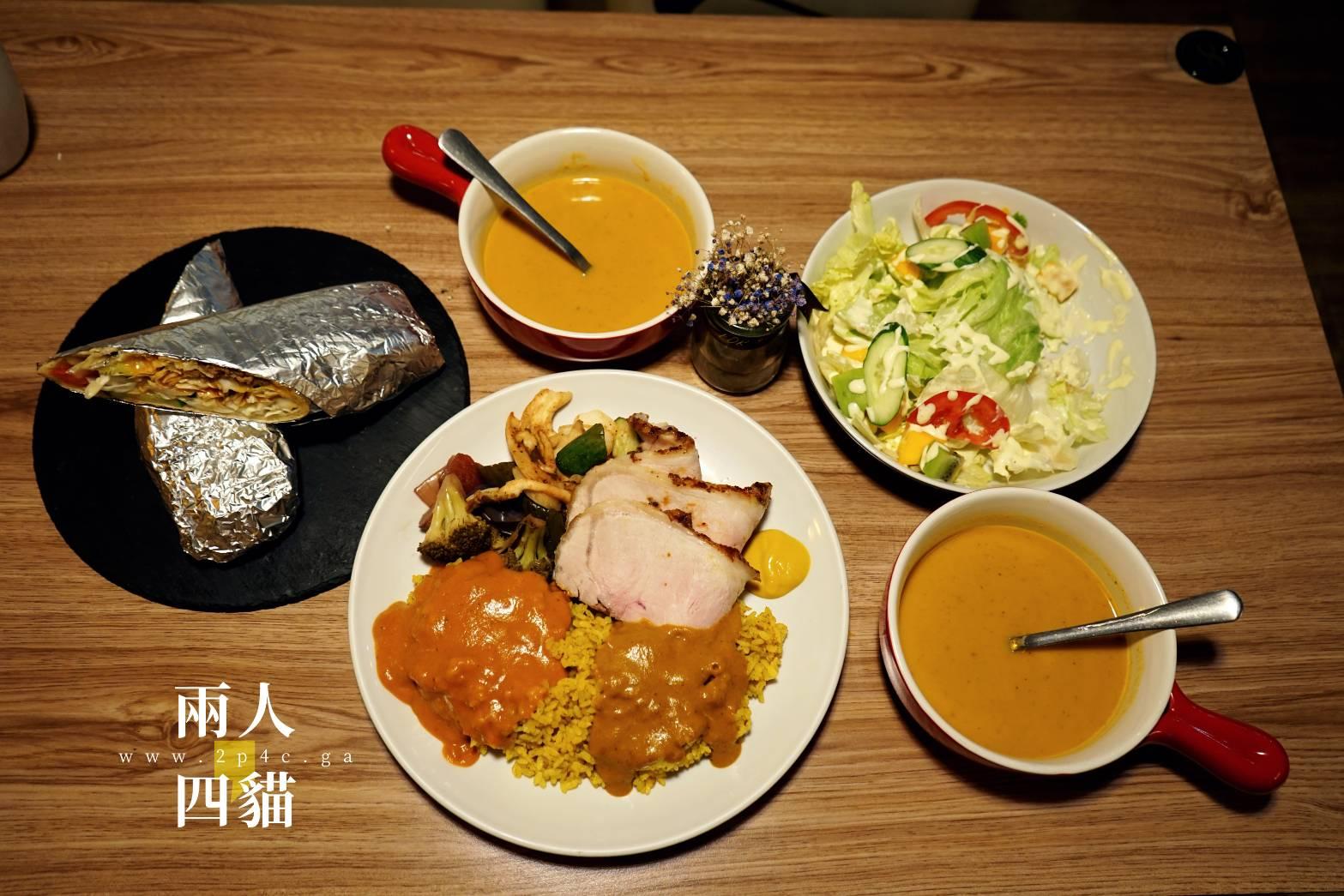 【台北|美食】師大商圈超酷的土耳其異國料理【以勒廚房Jireh Kitchen】每日特餐解決都市人的選擇障礙!