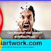 Kreasi Picsart | Edit Foto Disintegrasi Efek Dengan Picsart