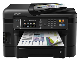 Epson WF-3520DWF Driver Free Download - Windows, Mac free
