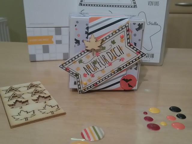 Jessika Tschenscher - Stampin' Up! - Stempelfreundin.de - Gruselnacht - Mit Liebe geschenkt - weiße Geschenkschachteln