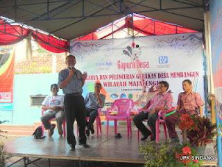 Lokakarya Gerakan Desa Membangun Desa Tidak Boleh Ketinggalan IT