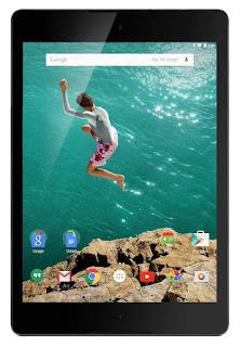 Harga Tablet GOOGLE NEXUS 9 Terbaru dengan Review dan Spesifikasi April 2019
