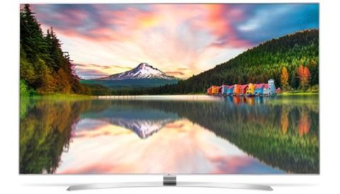 Hãng LG sẽ tung ra Tivi 8K trong năm 2016